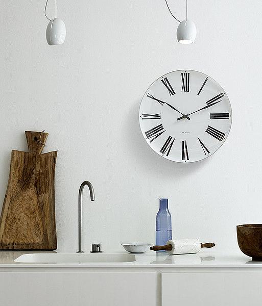 Modne Zegary Do Salonu Metamorfozy Domów Aranżacje